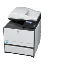 Sharp MXB-400P Network Printer